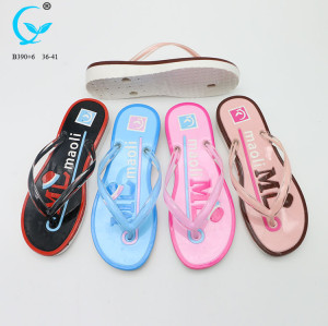 2018 indoor casual shoes summer flip flops indoor slippers for women