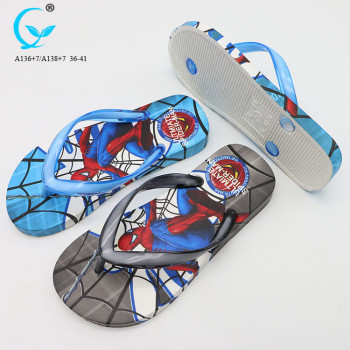 2017 comfort sandals 1 toe slippers girls flat beach slipper shoes