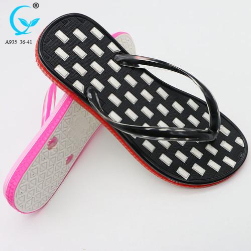 indoor 2017 winter memory foam insoles slippers women elegant slippers