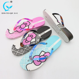 slippers gel silicone slippers with 11 size lady slippers pvc with heal