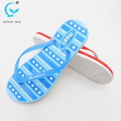 2017 new summer women sandals beach  high quality pvc women shoes slippers