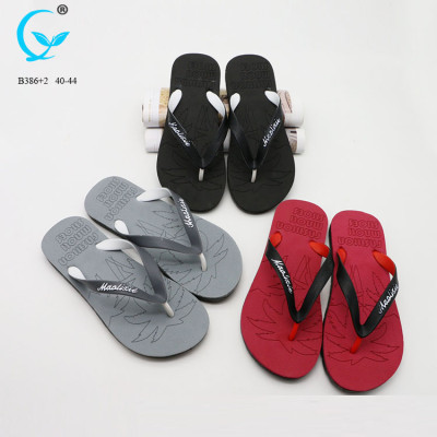 pvc sandal stylish shoes for men latest design mens sandal slipper