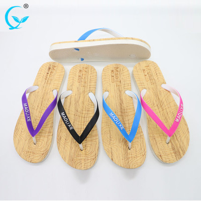 Sandals shoes women 2017 arrivals cheap wholesale personalized flip flops