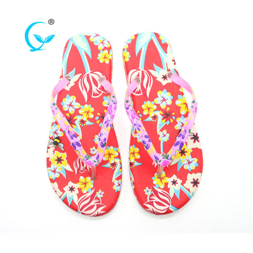 Casual fashion style custom flip flops wholesale nature walk shoes slippers