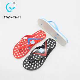 Wholesale PVC Plastic Flip Flops Slipper For ladies