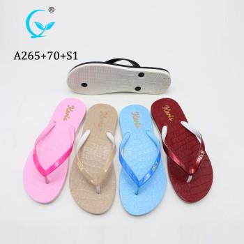China fashion beach spa plastic slippers cheap wholesale personalized massage flip flops,sandals