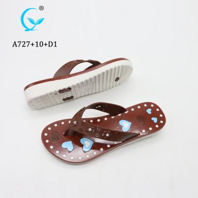 High quality customize service summer beach flip flops new design non-slip slippers sandal