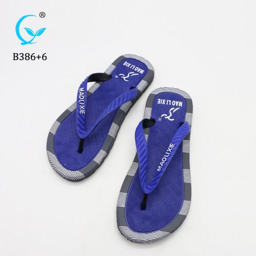 Spring Summer Spa Fashion Walking Beach Men Rubber Sandals Flip Flops slipper
