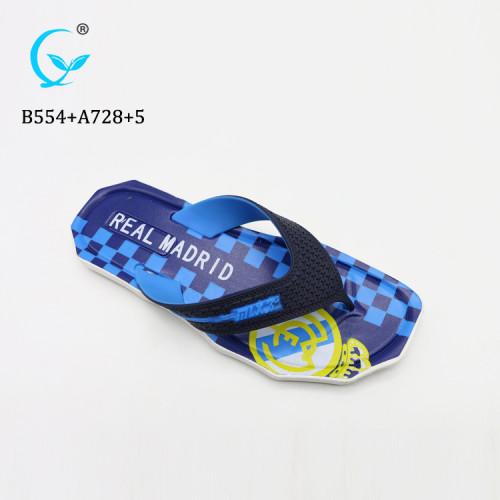 Beach PVC Flip Flop Slippers Sandals For Men