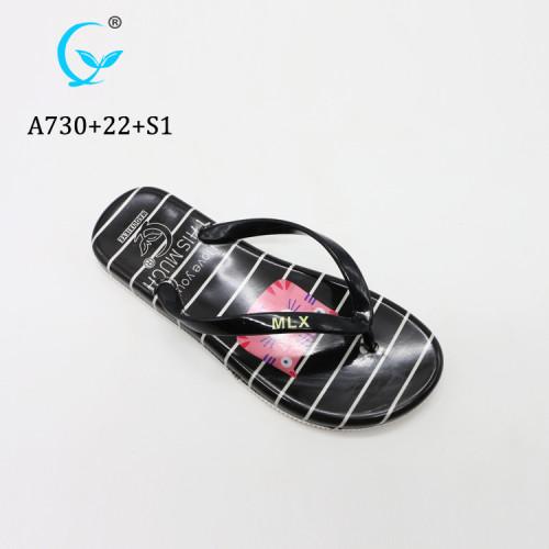 Cute Cartoon Jelly style Flip flops Summer beach pv sandals Cheap arabic slippers