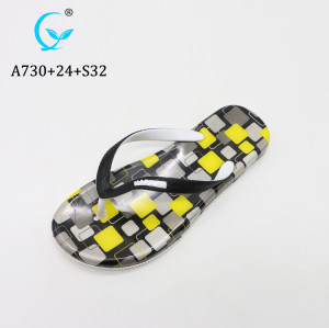Summer Hot Sell girl Sandals Cheap slide slipper Wholesale upper Flip Flop straps