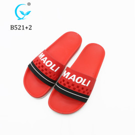 Summer luxury whoesale special all kinds of slippers pedicure shower shoes pcu slide slipper