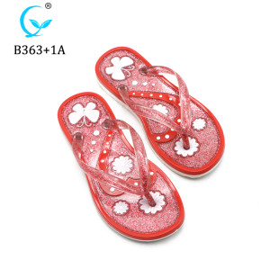 Custom Glitter Flip Flops Slipper