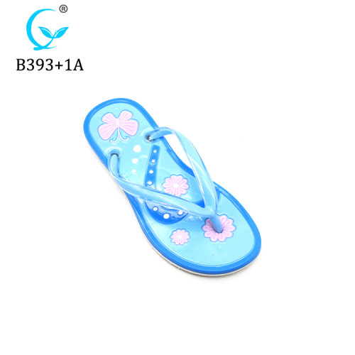 China OEM manufacture best price popular EVA slippers cheap wholesale personalized flip flop