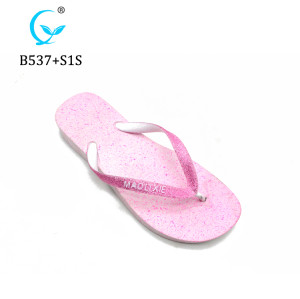 Cheap summer beach rubber bulk custom plain flip flop slipper