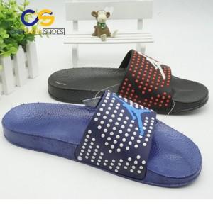 Anti-skid slide indoor slide outdoor shoes beach sandals in wholesale price