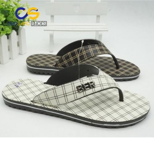 9be4543a4 PVC men sandals flip flops summer slipper beach flip flops