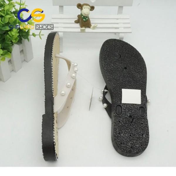 e169653e150a3 Cheap wholesale price Women flip flops PVC women sandals beads flip flops.  Company profile