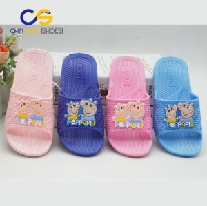 Cartoon slipper for kids lovely sandals from Chinsang sandals for kids cute kids sandals