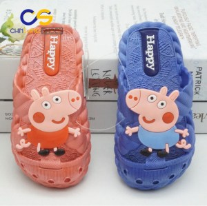 Lovely sandals for kids cute kids slipper cartoon slipper for kids