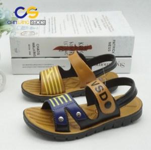 Comfort kid sandals durable sandal for boys wholesale cheap kid sandal from Wuchuan