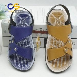 Wholesale cheap boy sandals comfort kid sandals durable sandal for boy
