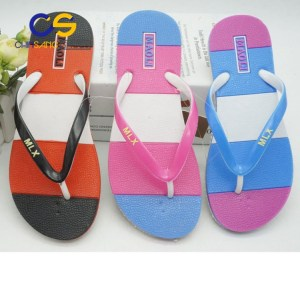 Air blowing women slipper PVC flip flop summer women sandals comfort flip flop