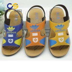 Chinsang comfort kid sandals durable sandal for boys wholesale cheap kid sandal