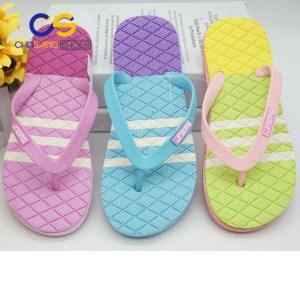 2017 fashion women flip flop simple sandals for women outdoor beach women slipper