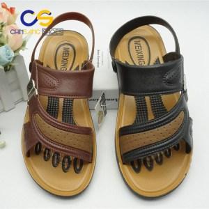 Durable PVC men sandals outdoor beach slipper for men 31759