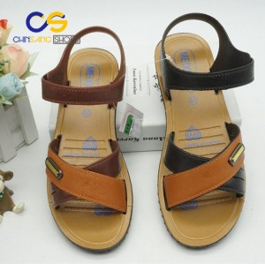 Chinsang PVC old lady sandal outdoor slipper for old lady 31766