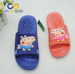 Chinsang air blowing slipper for teenager girls casual girls sandal with low price