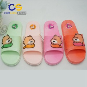 Wholesale cheap air blowing slipper for women indoor washable women slipper
