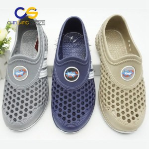 Hot sale PVC men clogs durable clogs for men