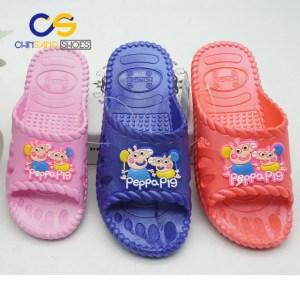 Washable indoor bedroom teenager boys and girls slipper sandals