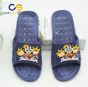 Boys cartoon slipper sandals indoor outdoor beach boys slipper