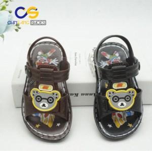 New design PVC sandals for kids boys outdoor beach boys sandals