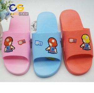 Chinsang trade cartoon indoor bedroom slipper sandals for women
