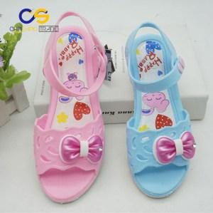Air blowing outdoor beach girls sandals from Wuchuan