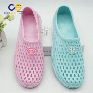 Hot sale PVC women clogs casual garden shoes for female