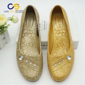 High quality PVC garden shoes for female