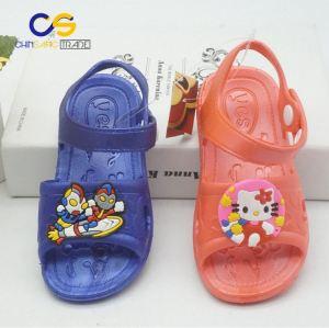 Hot sale PVC cheap price cute kids sandals from Wuchuan