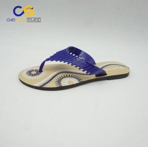 Wholesale cheap simple women flip flops outdoor casual flip flops for women