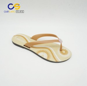 Summer women comfortable flip flops