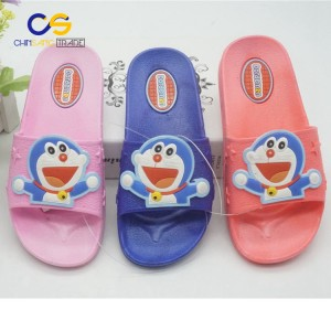 Top sell kids fancy indoor bedroom slipper with good quality