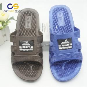 Wholesale price PVC men slipper indoor outdoor beach slipper sandals for men