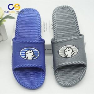 Comfort man indoor house slipper shoes from Wuchuan