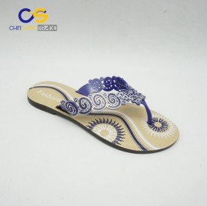 New arrival fashion women outdoor beach slipper shoes