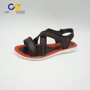 New design PVC women fashion sandals outdoor sport sandals for women