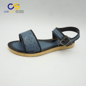 Good quality women sandals PVC garden shoes for women from Wuchuan